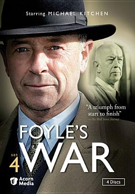FOYLE'S WAR:SET 4 BY FOYLE'S WAR (DVD)